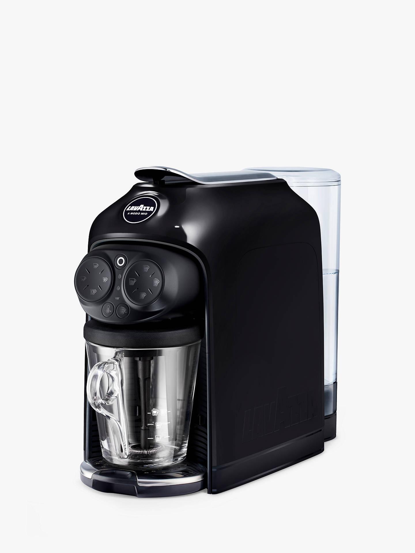 Lavazza A Modo Mio Desea Coffee Machine Black