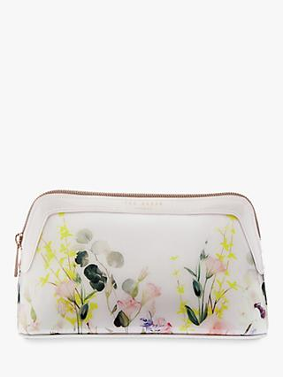 Ted Baker Teegan Elegance Makeup Bag, Pink