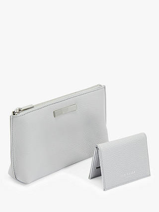 Ted Baker Stells Leather Pouch Purse
