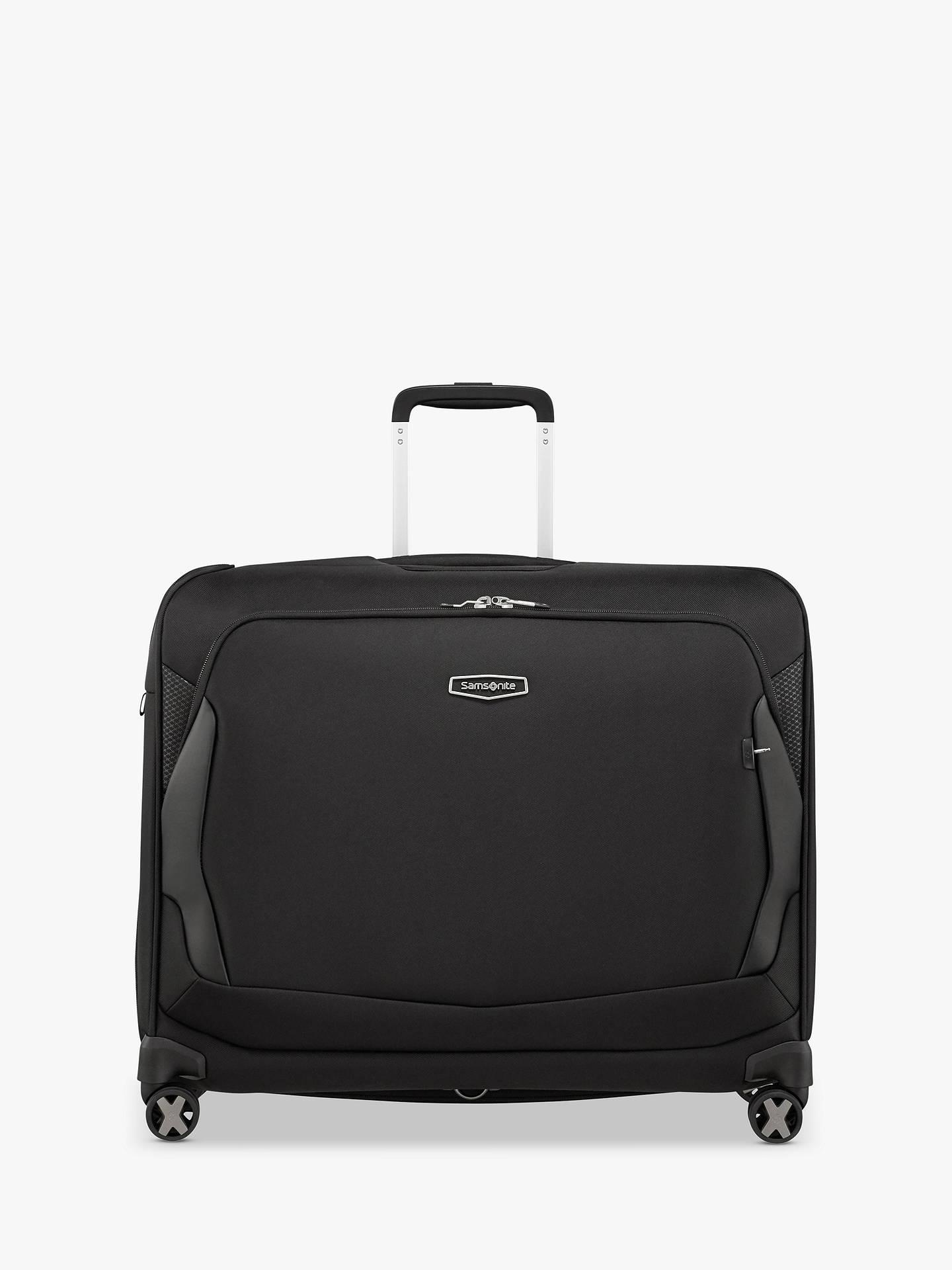 77cf2913d248 Samsonite X'Blade 4.0 Spinner 4-Wheel Garment Bag, Black