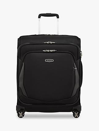 5cf157daeb Samsonite X Blade 4.0 Spinner 4-Wheel Top Pocket 56cm Cabin Case