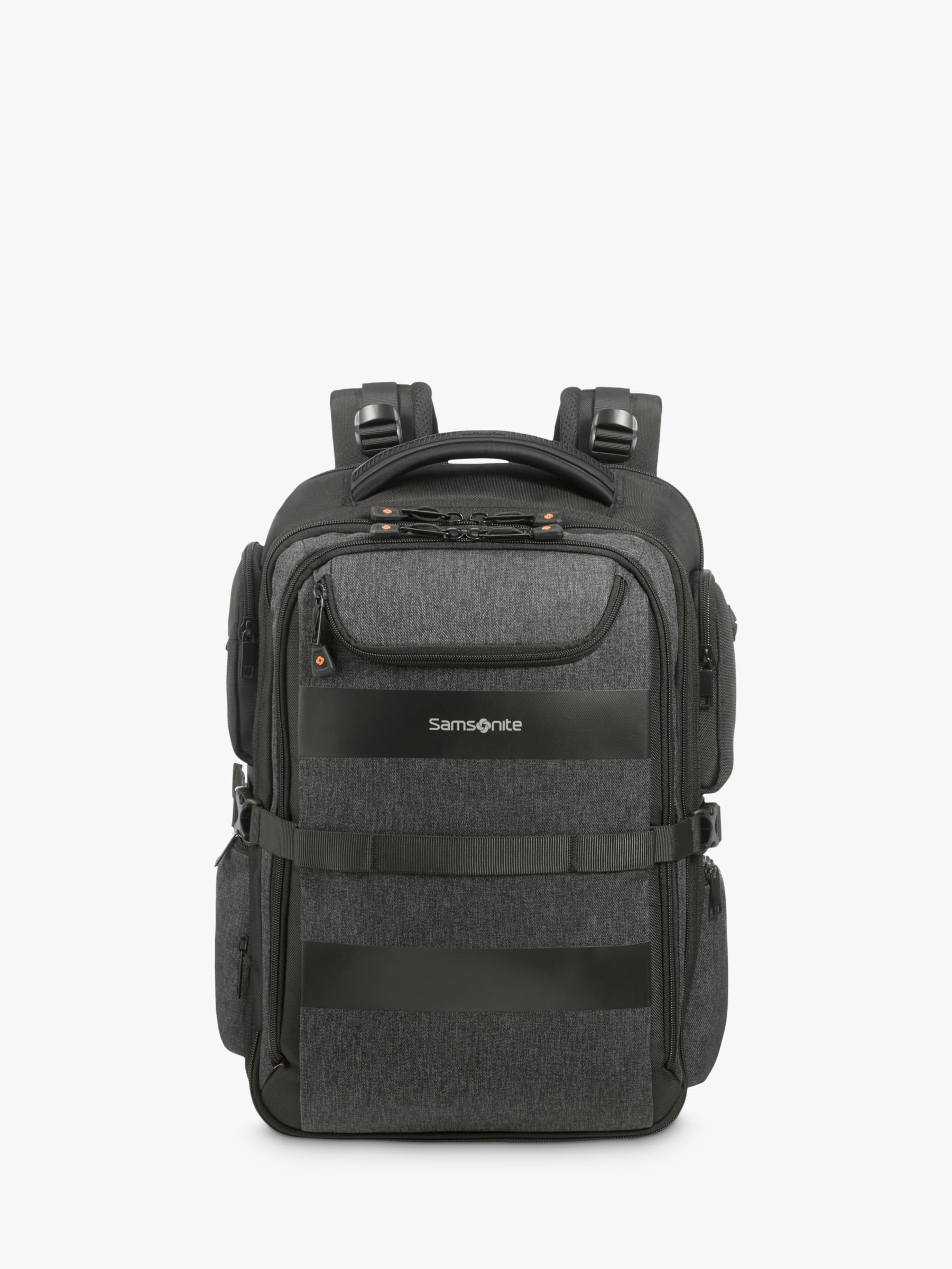 Samsonite Samsonite Bleisure 15.6 Overnight Backpack, Anthracite