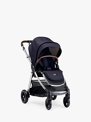 Mamas & Papas Flip XT3 Pushchair, Dark Navy