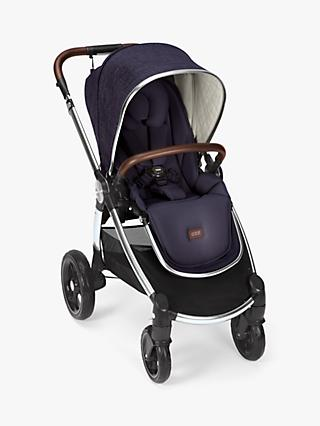 Mamas & Papas Ocarro Pushchair, Dark Navy