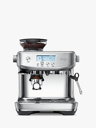 Sage SES878 The Barista Pro Coffee Machine