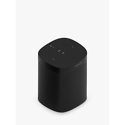 Sonos One (Gen 2) Voice Controlled Smart Speaker