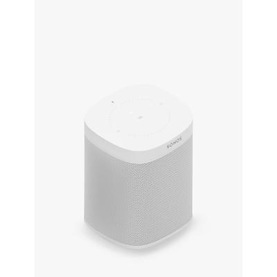 Sonos One (Gen 2) Smart Speaker with Voice Control