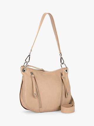 62634a0eb50a Mint Velvet Claire Leather Zip Cross Body Bag