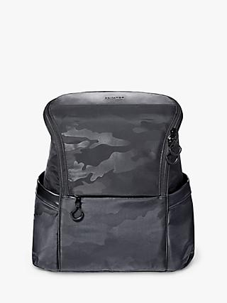 Skip Hop Paxwell Backpack, Black Camo