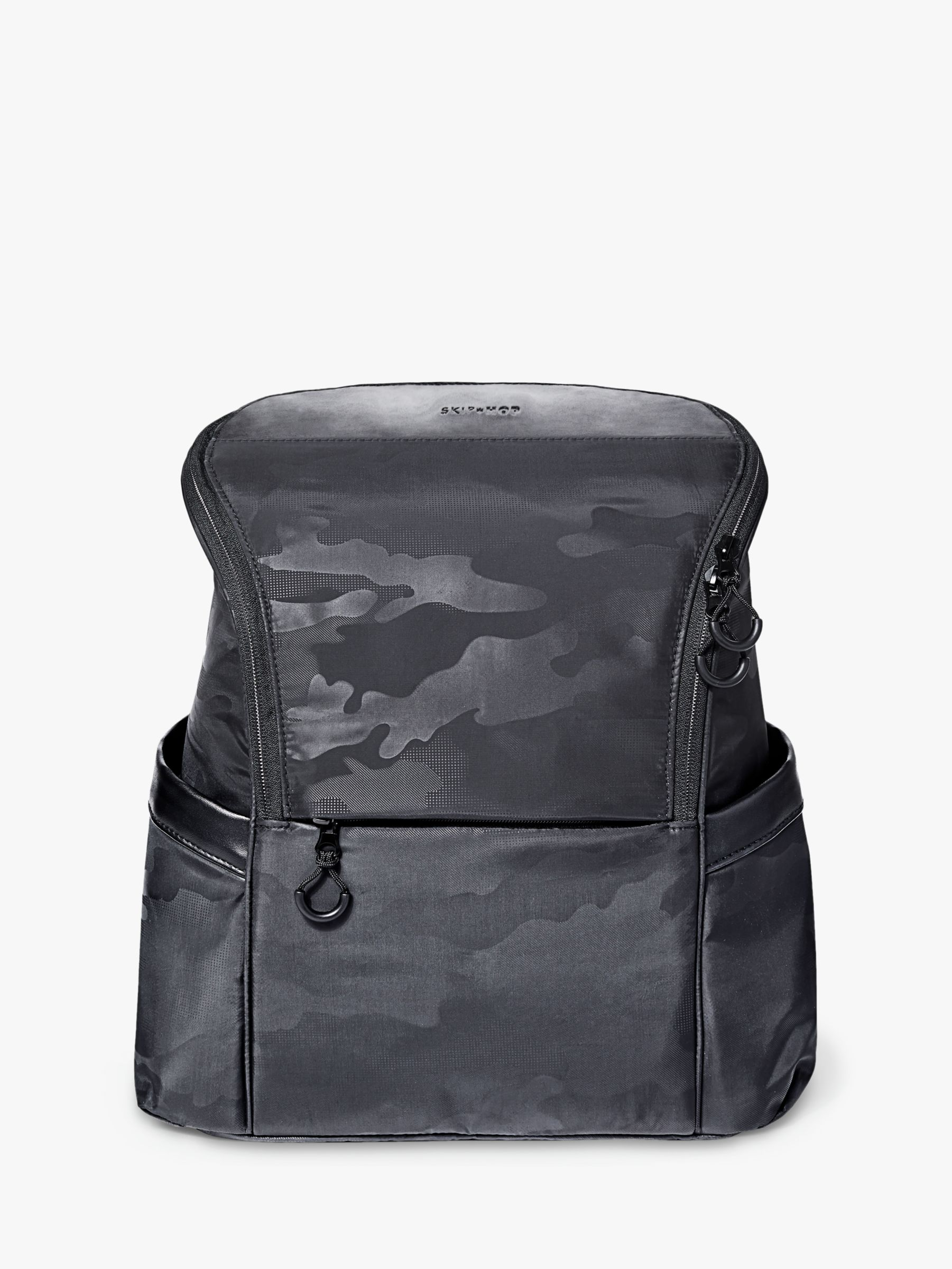 Skip Hop Skip Hop Paxwell Backpack, Black Camo