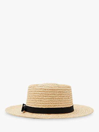 c20d1da2caf81 Ted Baker Billlie Bow Detail Boater Hat