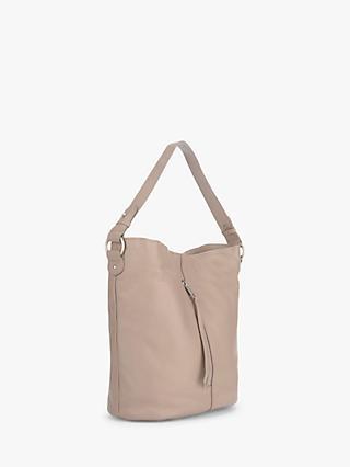 Mint Velvet Mair Leather Zip Hobo Bag abf7ce95456ee