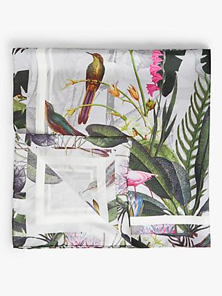 Ted Baker Pagee Floral Silk Square Scarf, Multi
