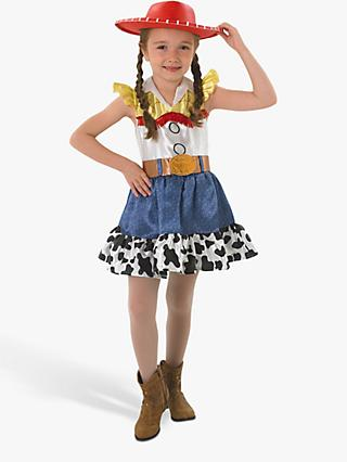 Toy Story Jessie Deluxe Children's Costume, 5-6 years