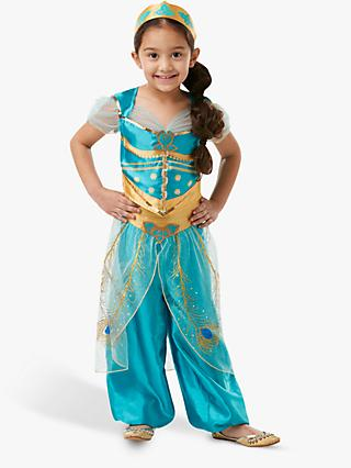 Aladdin Princess Jasmine Children's Costume, 5-6 Years