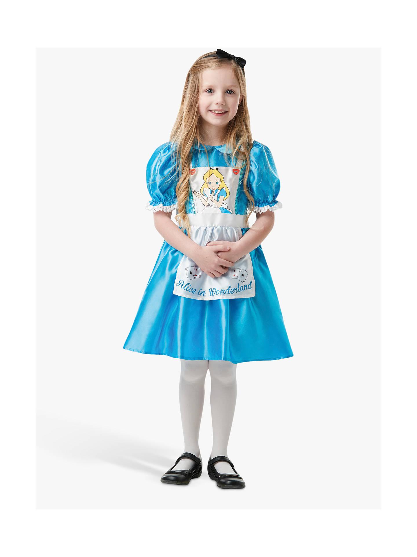 3485557af498 Alice In Wonderland Children s Costume