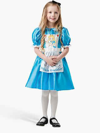 Alice In Wonderland Children's Costume, 5-6 years