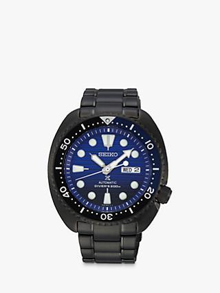 0c51a77a003d0 Seiko SRPD11K1 Men s Save The Ocean Day Date Automatic Bracelet Strap  Watch