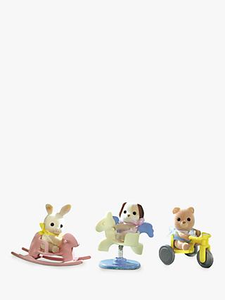 Sylvanian Families Baby Carry Cases, Assorted