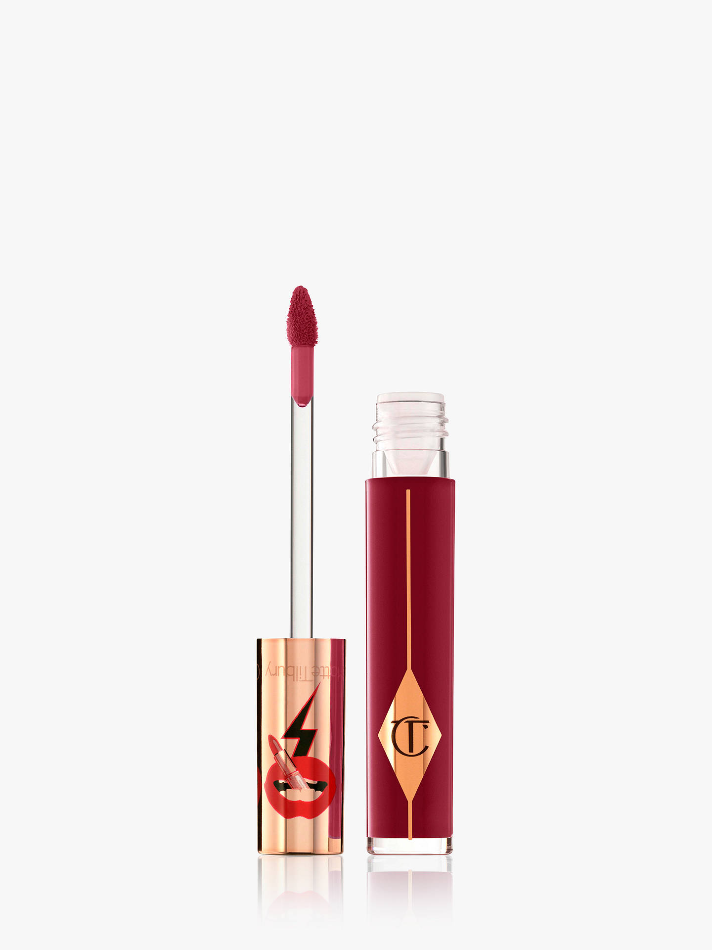 Buy Charlotte Tilbury Latex Love Lip Gloss, Video Vixen Online at johnlewis.com