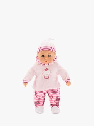 John Lewis & Partners Talking Baby Doll