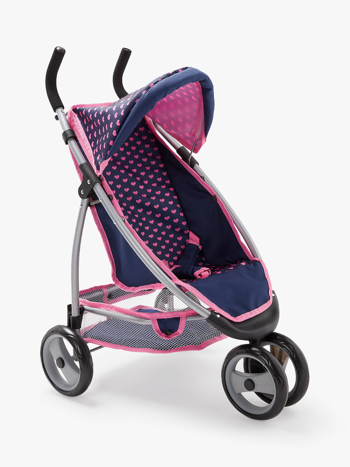 Buy John Lewis & Partners Baby Doll Single Pushchair Online at johnlewis.com