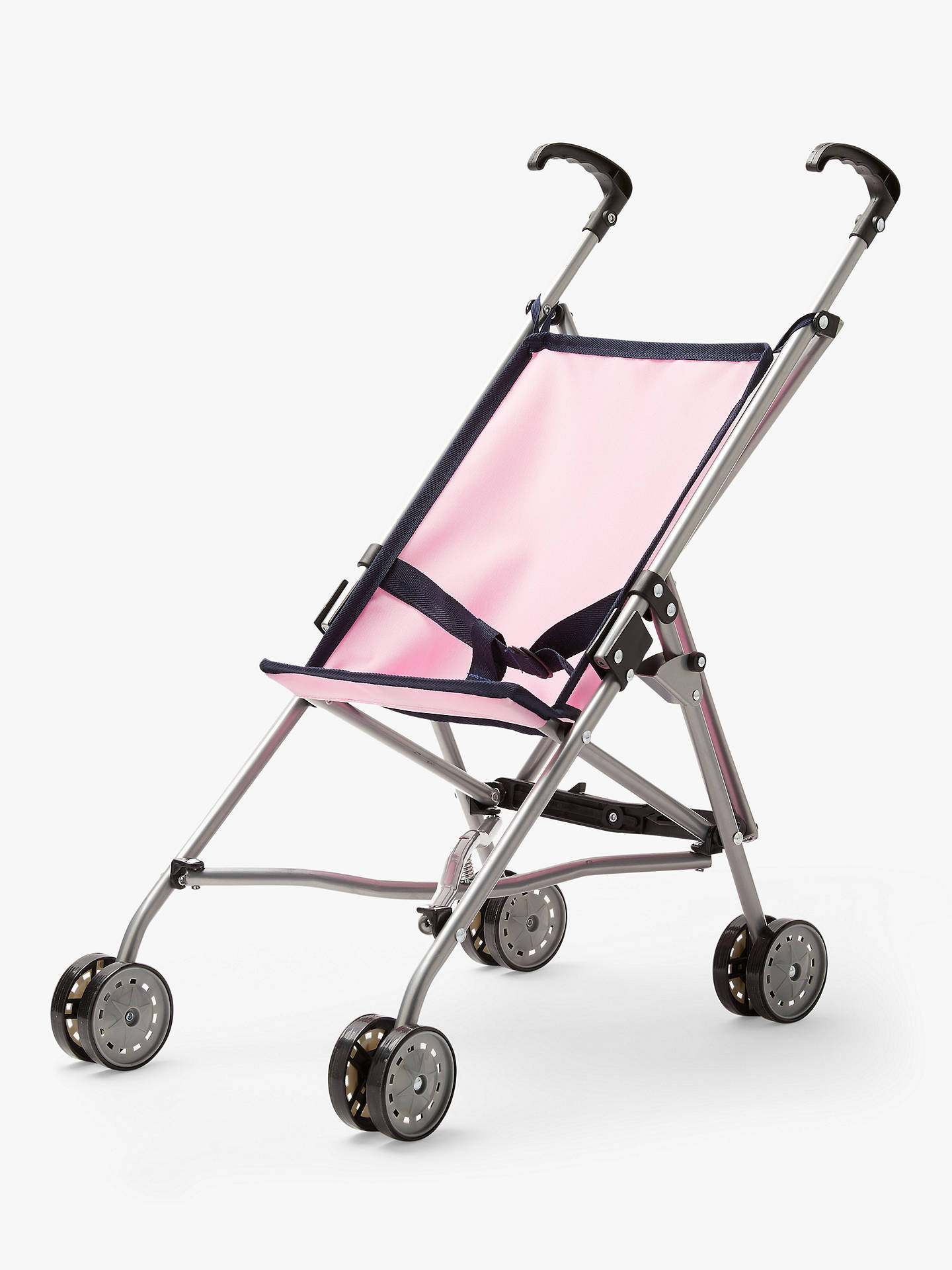 Buy John Lewis & Partners Little Buggy, Pink Online at johnlewis.com