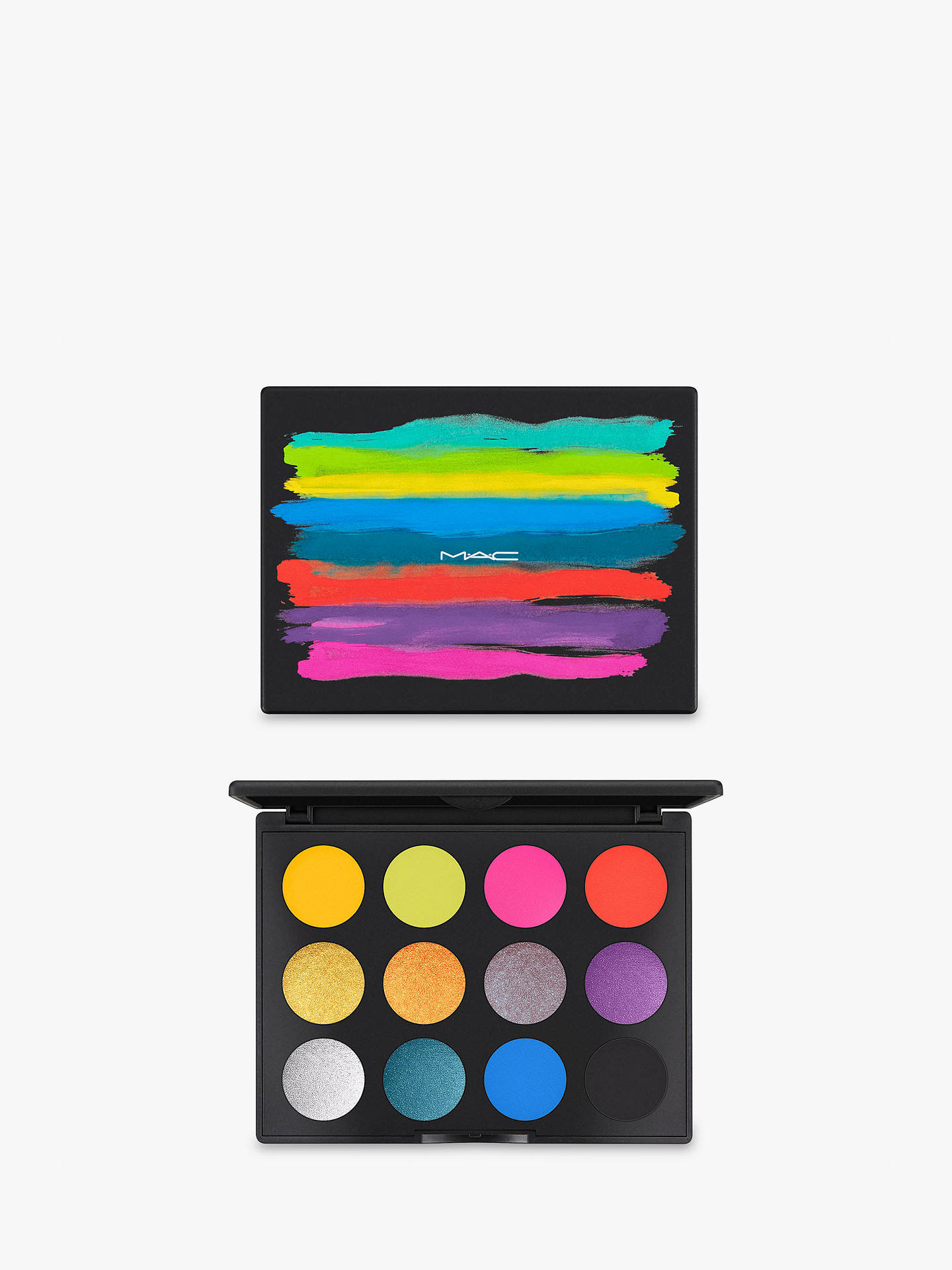 MAC Art Library Eyeshadow Palette, It's Designer