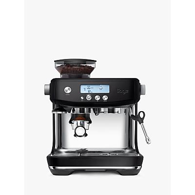 Sage SES878 The Barista Pro Coffee Machine