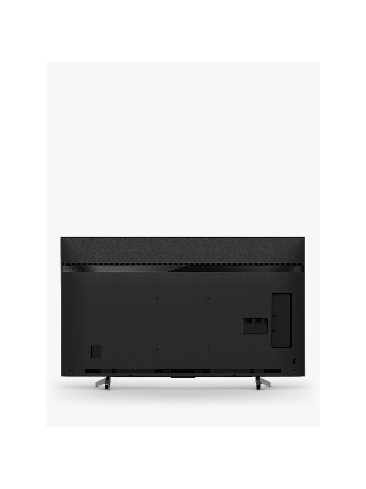 "Buy Sony Bravia KD65XG8505 (2019) LED HDR 4K Ultra HD Smart Android TV, 65"" with Freeview HD & Youview, Black Online at johnlewis.com"