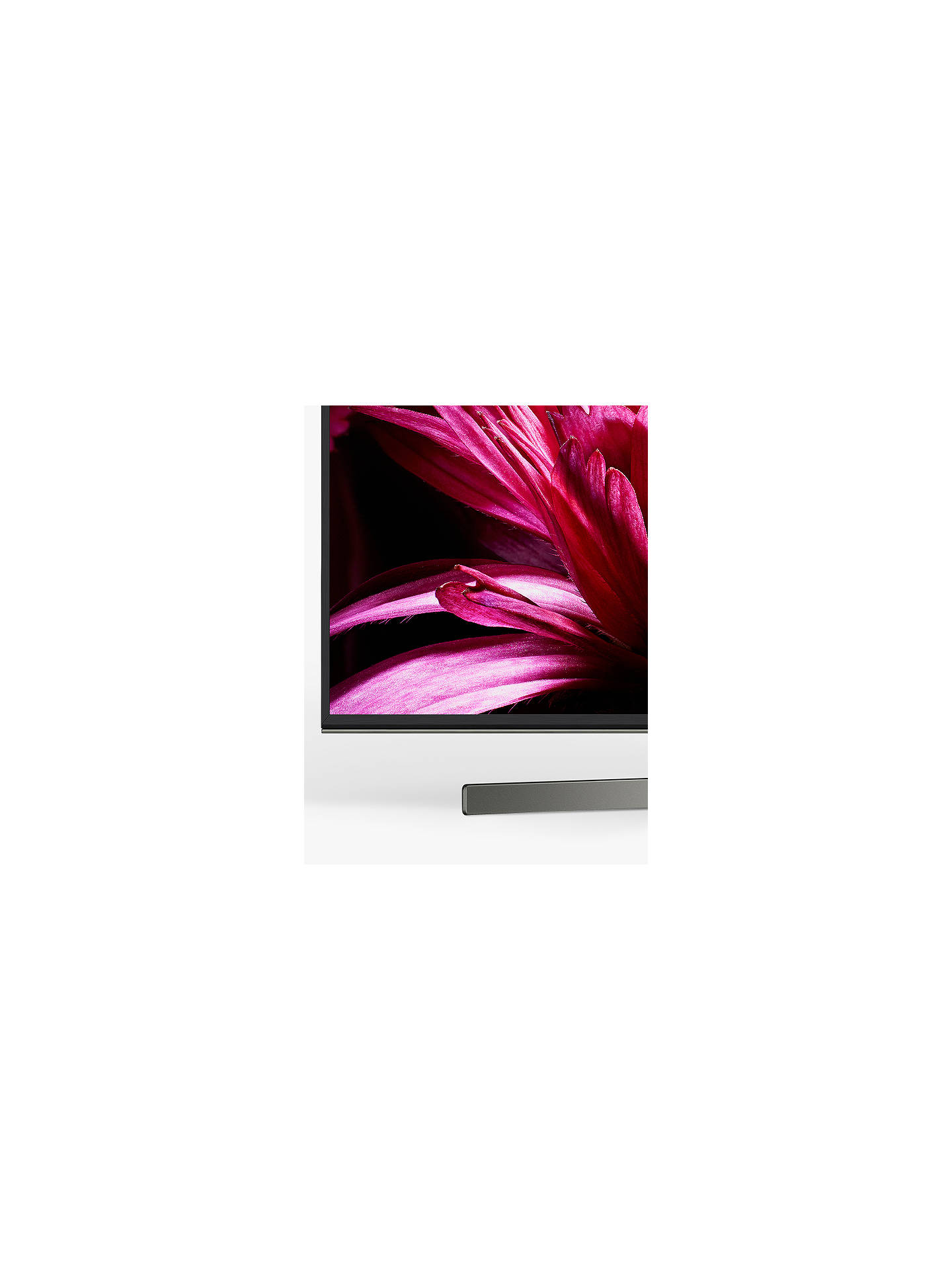 "Buy Sony Bravia KD55XG9505 (2019) LED HDR 4K Ultra HD Smart Android TV, 55"" with Freeview HD & Youview, Black Online at johnlewis.com"