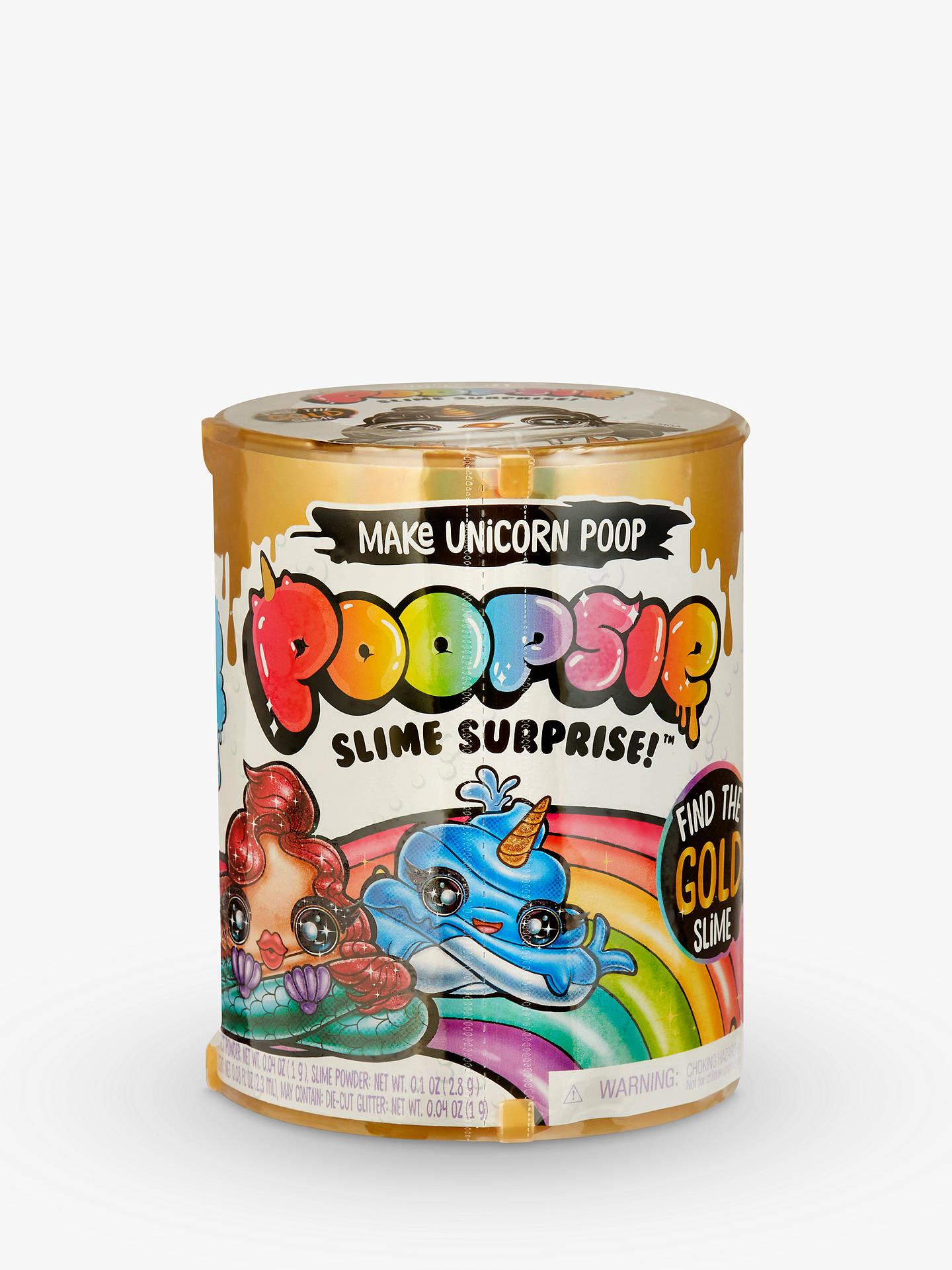Poopsie Slime Surprise Unicorn Poop Pack, Assorted