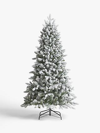 Christmas Trees Real Artificial Christmas Trees At John Lewis