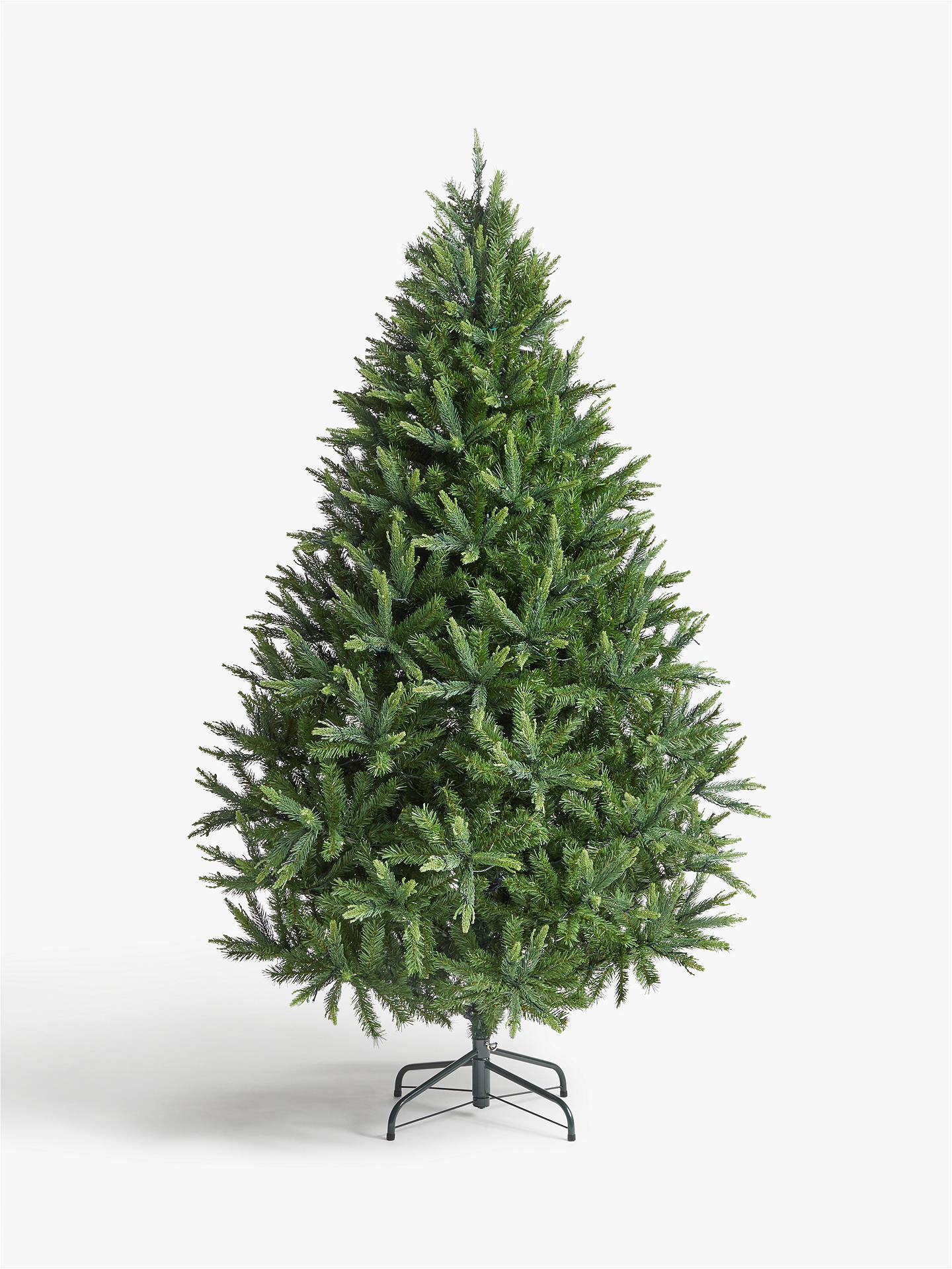 Buy John Lewis & Partners Peardrop Pre-Lit Christmas Tree, 7ft Online at johnlewis.com