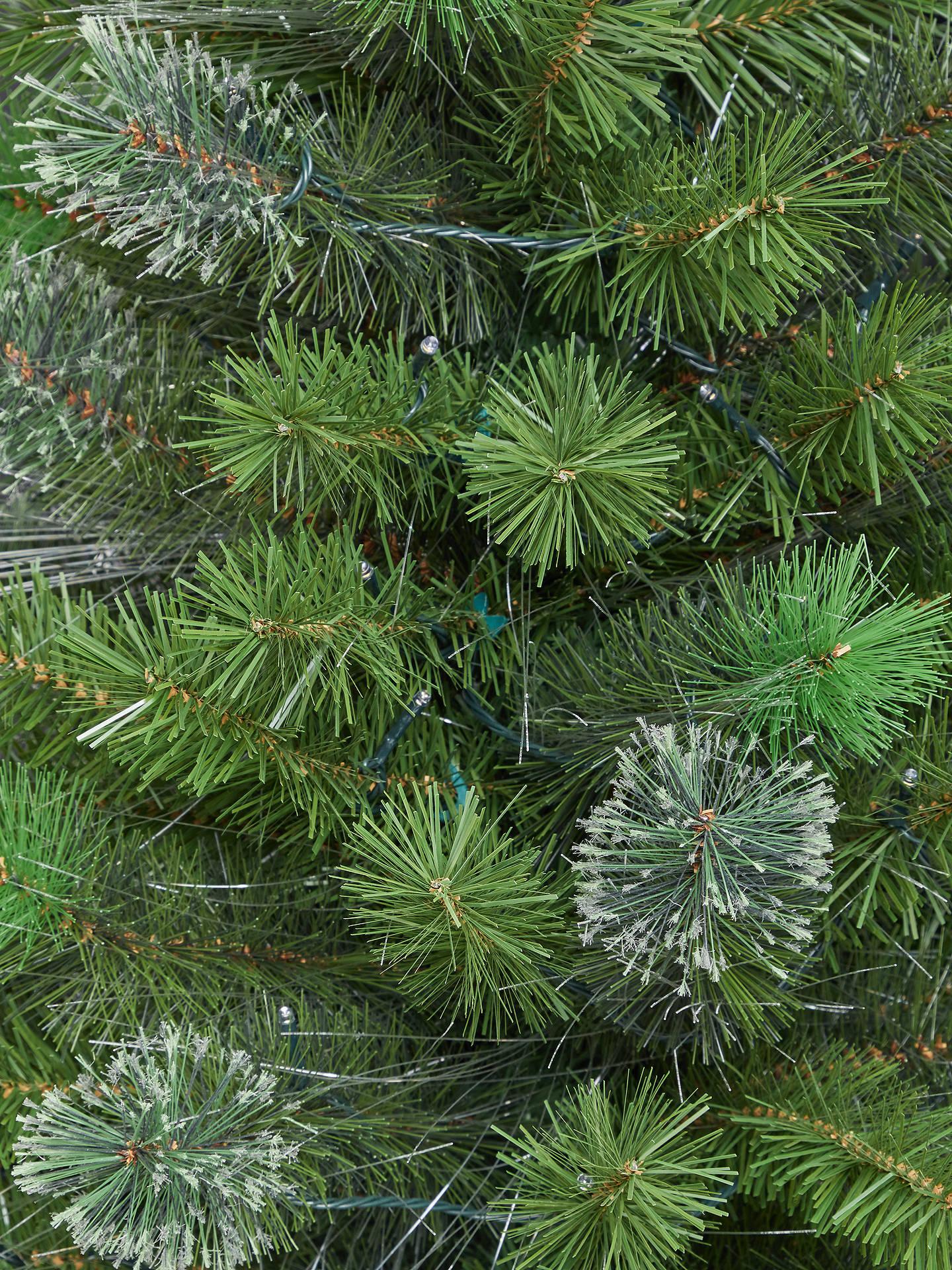 John Lewis & Partners Fibre Optic Pre-lit Christmas Tree, 4ft at John Lewis & Partners