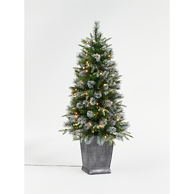 Pre Lit Christmas Tree That Puts Itself Up.Best Artificial Christmas Trees 2019 The Sun Uk