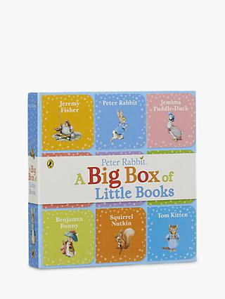 Peter Rabbit Big Box of Little Books, Multi