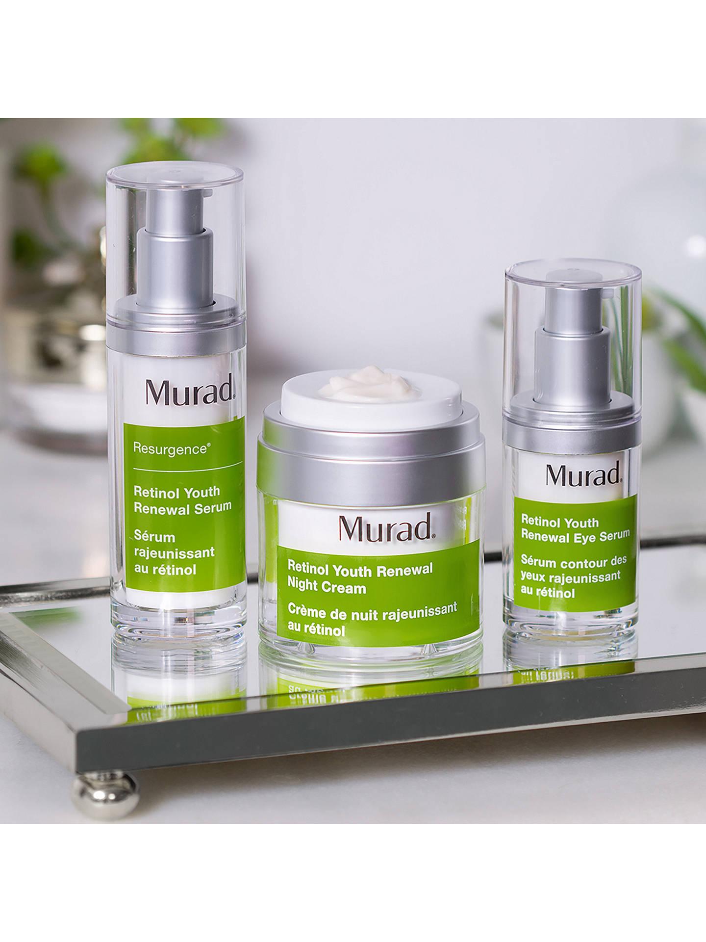 Murad Retinol Youth Renewal Serum 30ml Skincare Gift Set