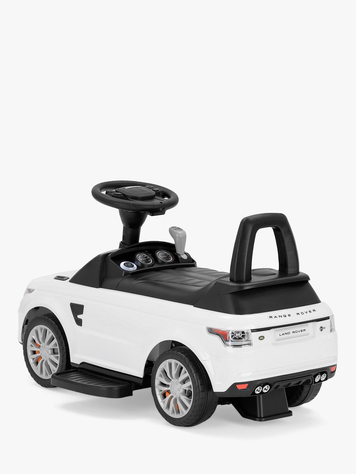 Toyrific Range Rover Electric Ride On Toy Car At John Lewis Partners