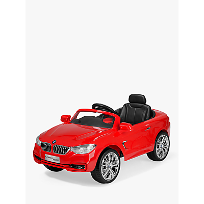 BMW 4 Series Electric Ride On Toy Car