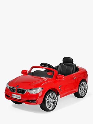 BMW 4 Series Electric Ride-On Toy Car