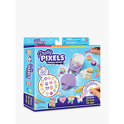 Pretty Pixels Eraser Maker Kit Deluxe Pack