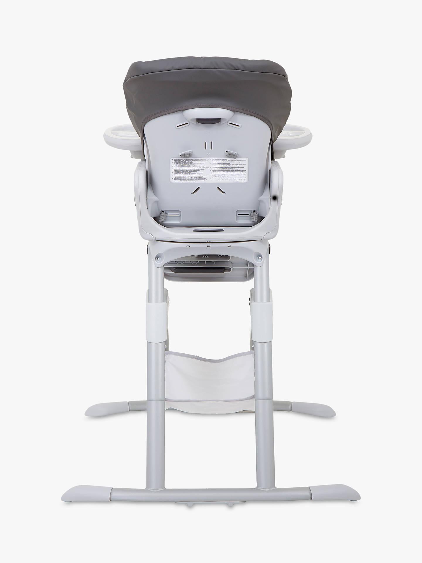 Phenomenal Joie Mimzy 3 In 1 Spin Highchair Geometric Mountains Creativecarmelina Interior Chair Design Creativecarmelinacom
