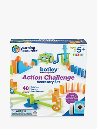 Learning Resources Botley The Coding Robot Action Challenge Accessory Kit