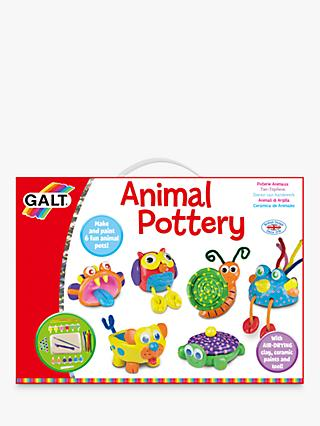 Galt Animal Pottery