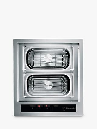 KitchenAid Chef Sign KHCMF45000 5-in-1 Cooking Module 45cm, Black