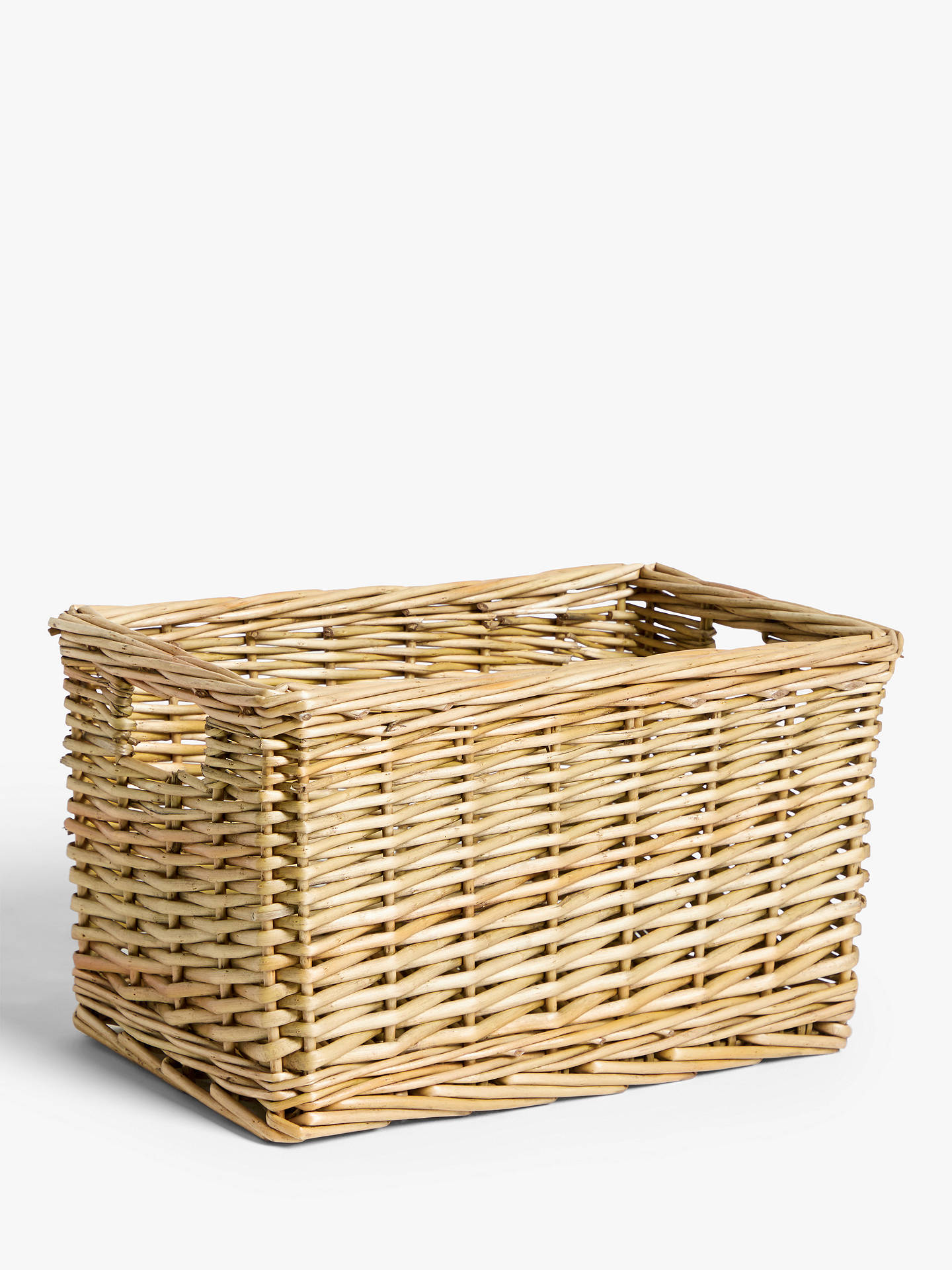 Croft Collection Wicker Storage Basket