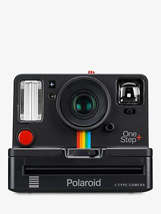 Polaroid OneStep + (Plus) i-Type Instant Camera with Bluetooth, Black