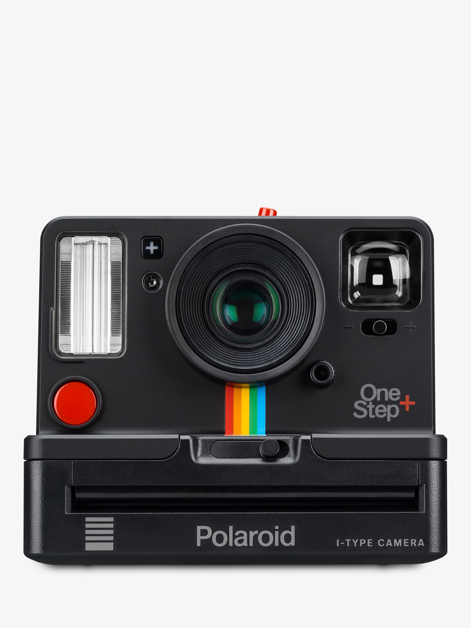 Polaroid Polaroid OneStep + (Plus) i-Type Instant Camera with Bluetooth, Black