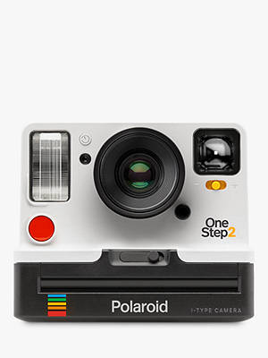 Buy Polaroid OneStep 2 i-Type Instant Camera, White Online at johnlewis.com